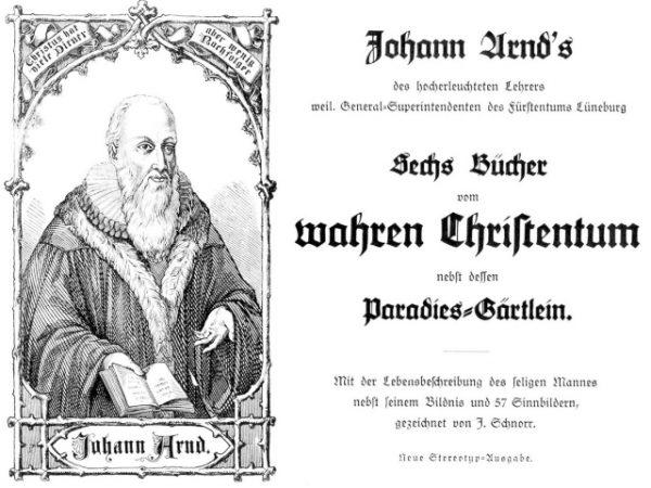 Johann Arnds Wahres Christentum